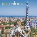 Barcelona 2020 Square Wall Calendar - Book