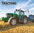 Tractors 2020 Square Wall Calendar - Book