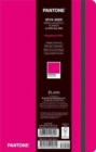 Pantone Planner 2020 Compact  Raspberry Pink  - 18 Month - Book