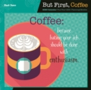 But First Coffee 2020 Square Wall Calendar - Book
