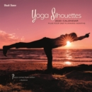 Yoga Silhouettes 2020 Square Wall Calendar - Book