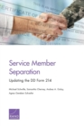 Service Member Separation : Updating the DD Form 214 - Book