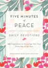 Five Minutes of Peace - Book