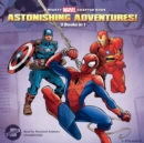 The Astonishing Adventures! : 3 Books in 1! - eAudiobook