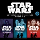 Star Wars Adventures in Wild Space: Books 4-6 - eAudiobook