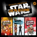 Star Wars Join the Resistance, Books 1-3 - eAudiobook