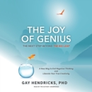 The Joy of Genius - eAudiobook