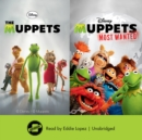 The Muppets & Muppets Most Wanted - eAudiobook