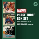 Marvel's Phase Three Box Set - eAudiobook