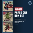 Marvel's Phase One Box Set - eAudiobook