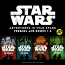 Star Wars Adventures in Wild Space: Books 1-3 - eAudiobook