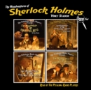 The Petaluma Radio Players Present: The Misadventures of Sherlock Holmes, Boxed Set - eAudiobook