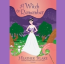 A Witch to Remember - eAudiobook