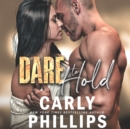 Dare to Hold - eAudiobook
