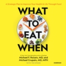 What to Eat When - eAudiobook