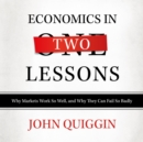 Economics in Two Lessons - eAudiobook