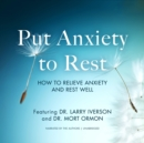 Put Anxiety to Rest - eAudiobook