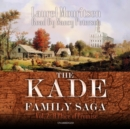The Kade Family Saga, Vol. 2 - eAudiobook