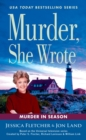 Murder, She Wrote: Murder In Season - Book