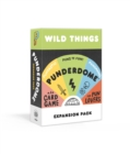 Punderdome Wild Things Expansion Pack : 50 Cards Toucan Add to the Core Game - Book