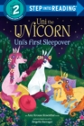 Uni's First Sleepover - Book