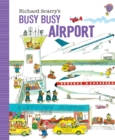 Richard Scarry's Busy Busy Airport - Book
