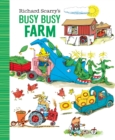 Richard Scarry's Busy Busy Farm - Book