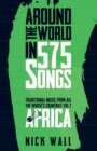 Around the World in 575 Songs: Africa : Traditional Music from all the World's Countries - Volume 2 - Book