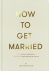 How to Get Married - Book
