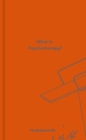 What is Psychotherapy? - Book