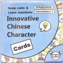 iPandarin Innovation Chinese Character Flashcards Cards - Intermediate 1 / HSK 2-3 - 105 Cards - Book