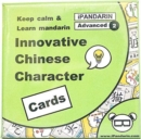 iPandarin Innovation Mandarin Chinese Character Flashcards Cards - Advanced 2 / HSK 3-4 - 104 Cards - Book