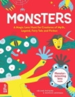 Monsters : A Magic Lens Hunt for Creatures of Myth, Legend, Fairytale and Fiction - Book