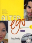 Alter Ego : Livre de l'eleve & CD audio 1 - Book
