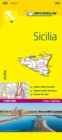 Sicily - Michelin Local Map 365 : Map - Book