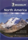 North America Mid Size Atlas - Tourist & Motoring Atlas : Tourist & Motoring Atlas Mid Size - A4 Paperback - Book