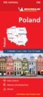Poland - Michelin National Map 720 : Map - Book
