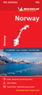 Norway - Michelin National Map 752 : Map - Book
