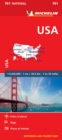 USA - Michelin National Map 761 : Map - Book