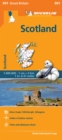 Scotland - Michelin Regional Map 501 : Map - Book