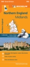 Northern England - Michelin Regional Map 502 : Map - Book