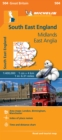 South East England - Michelin Regional Map 504 : Map - Book