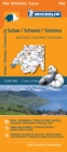 Suisse Sud-Ouest - Michelin Regional Map 552 : Map - Book