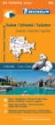 Suisse Sud-Est - Michelin Regional Map 553 : Map - Book
