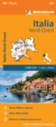 Italy Northwest - Michelin Regional Map 561 : Map - Book