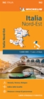 Italy Northeast - Michelin Regional Map 562 : Map - Book