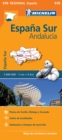 Andalucia - Michelin Regional Map 578 : Map - Book