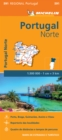 Portugal Norte - Michelin Regional Map 591 : Map - Book