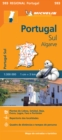 Portugal Sud - Algrave - Michelin Regional Map 593 : Map - Book