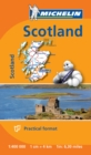 Scotland - Michelin Mini Map 8501 : Map - Book